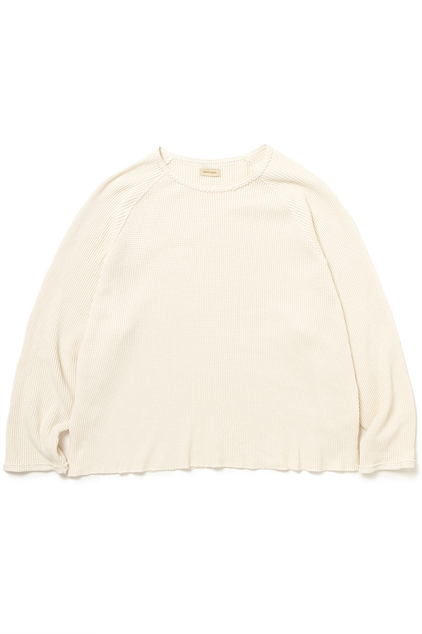 YSTRDY'S TMRRW DREAMER CREW TOP LS COTTON THERMAL