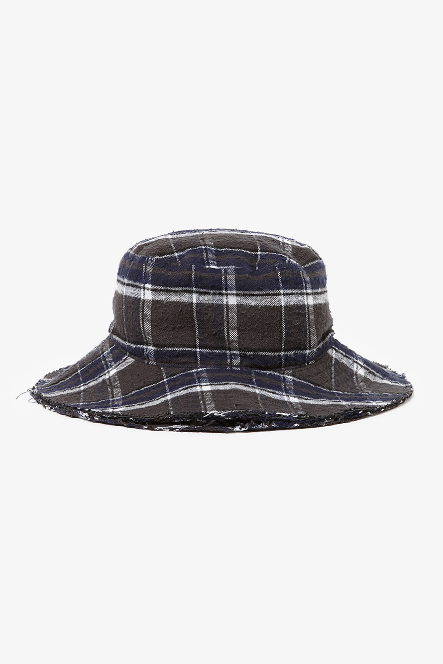 YSTRDY'S TMRRW PLAID GROWN UP HAT by COMESANDGOES