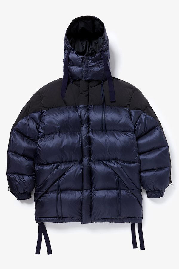 YSTRDY'S TMRRW BUBBLE DOWN COAT