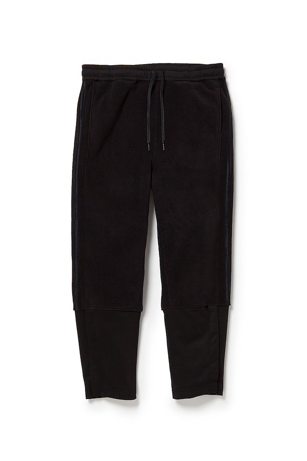 YSTRDY'S TMRRW POLARTEC TAPERED LEG FLEECE TRACK PANTS