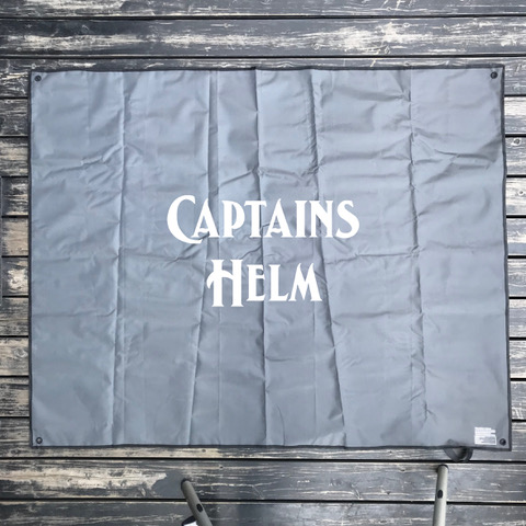 CAPTAINS HELM CH OUTDOOR SHEET