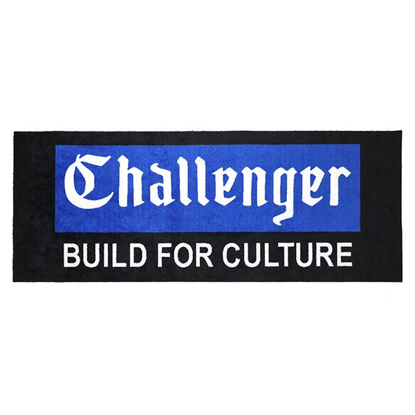 CHALLENGER GARAGE MAT