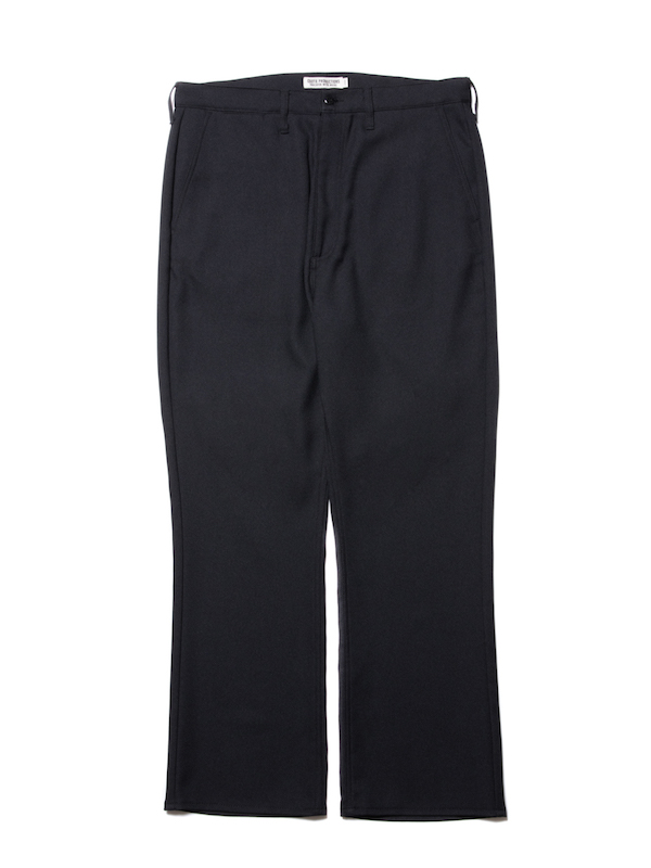 COOTIE Stretch Shoe Cut Trousers