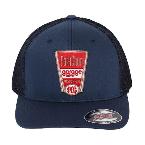 PORKCHOP GARAGE SUPPLY FINEST TRUCKER MESH CAP