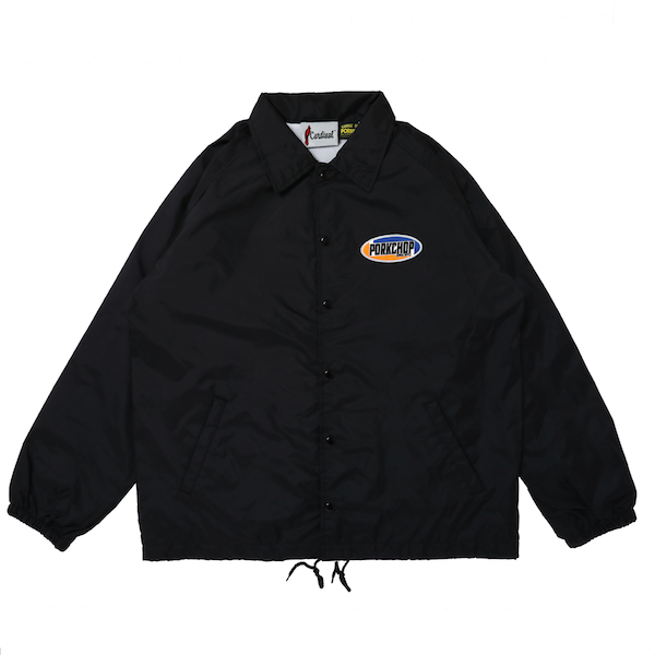 PORKCHOP GARAGE SUPPLY 2nd Oval COACH JKT