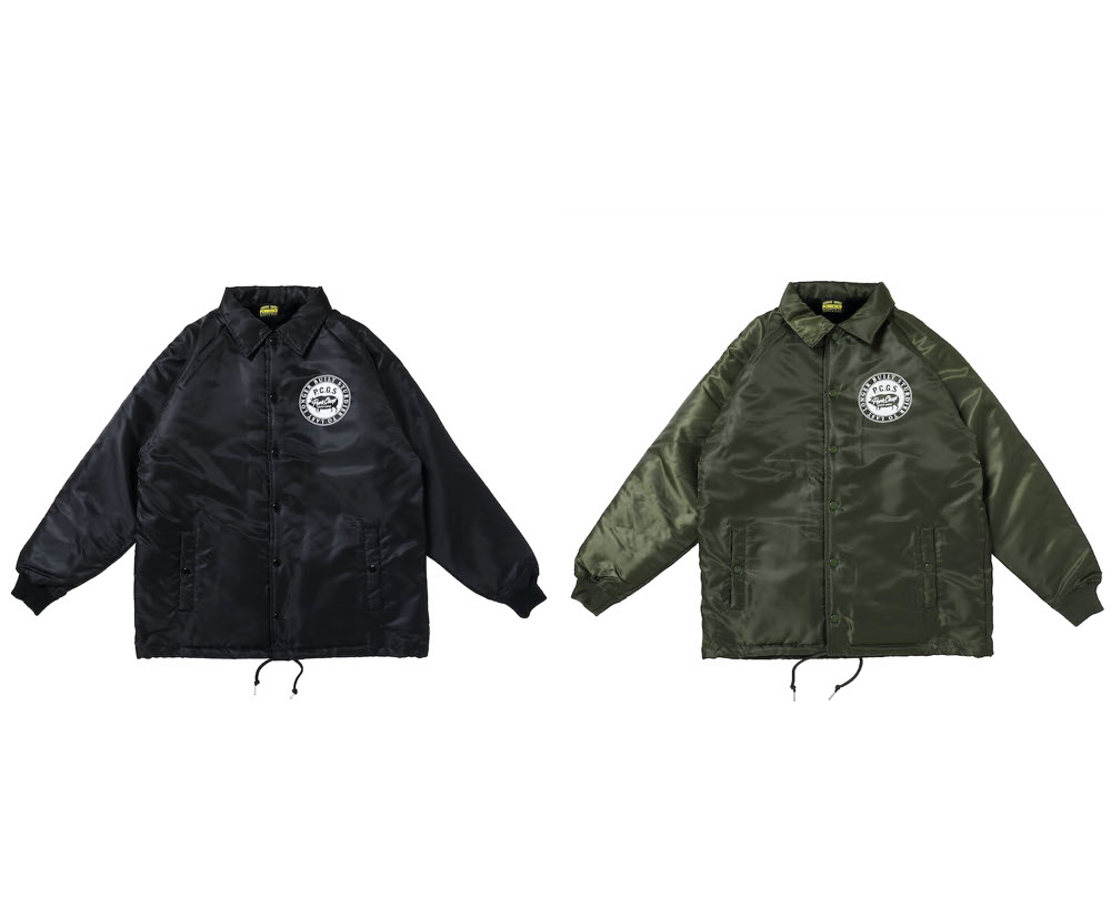 PORKCHOP GARAGE SUPPLY In STATE 5th ANNIVERSARY BOA COACH JKT