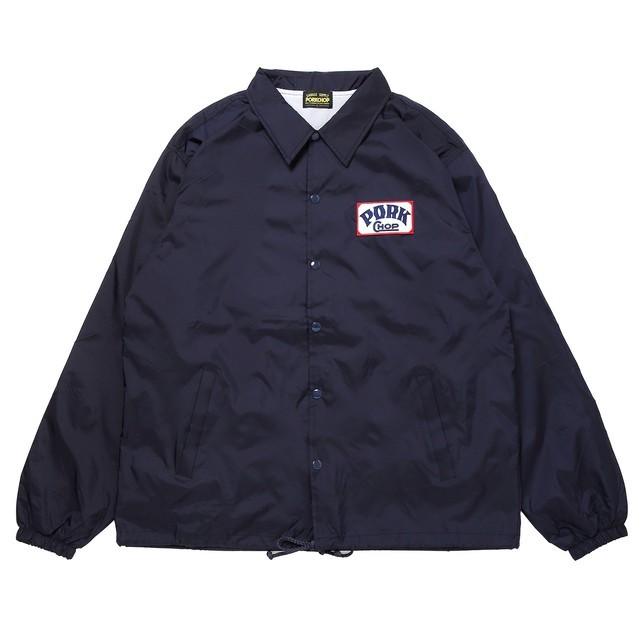 PORKCHOP GARAGE SUPPLY PORK BACK COACH JKT