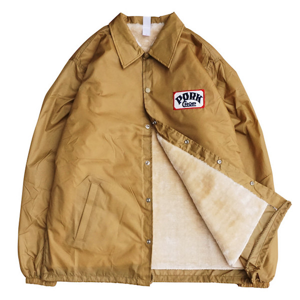 PORKCHOP GARAGE SUPPLY BOA COACH JKT