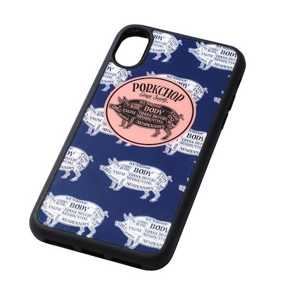 PORKCHOP GARAGE SUPPLY iPhone CASE Type-A