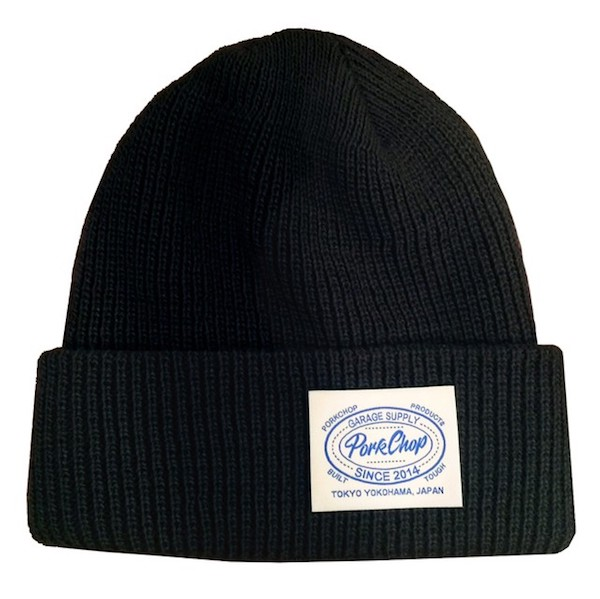 PORKCHOP GARAGE SUPPLY KNIT CAP