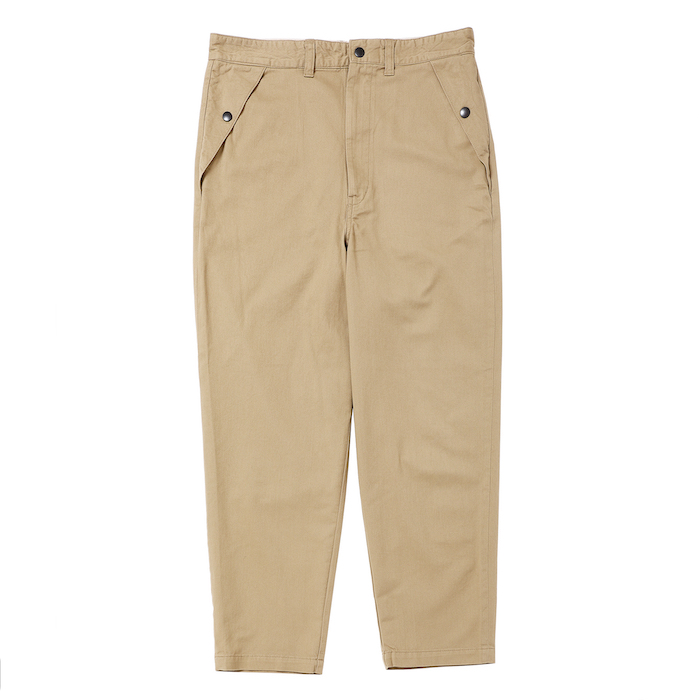 PORKCHOP GARAGE SUPPLY LOOSE FIT CHINO PANTS
