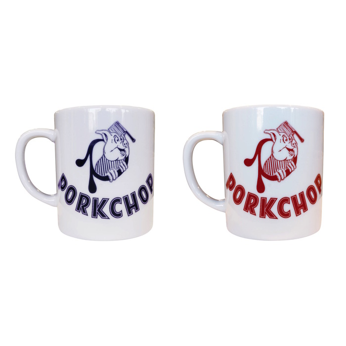 PORKCHOP GARAGE SUPPLY PORK MUG