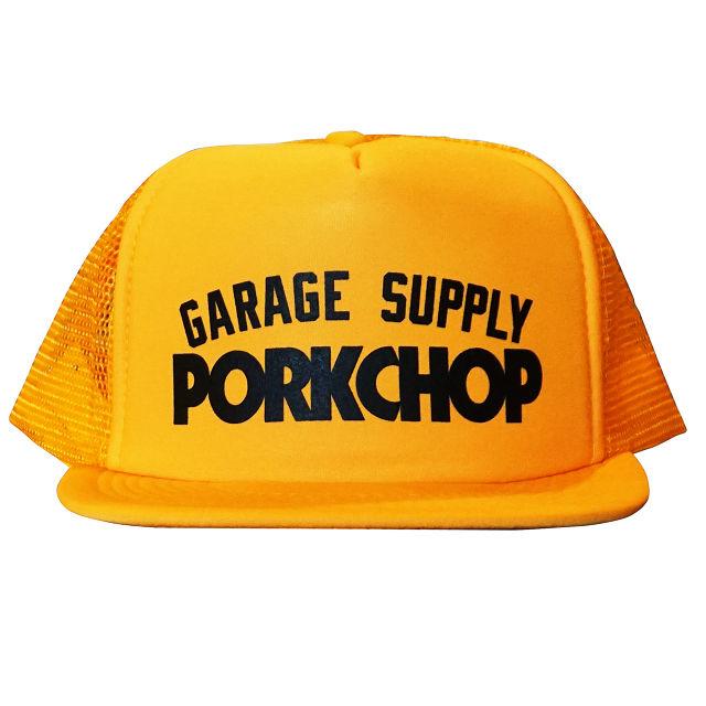 PORKCHOP GARAGE SUPPLY PRINT CAP