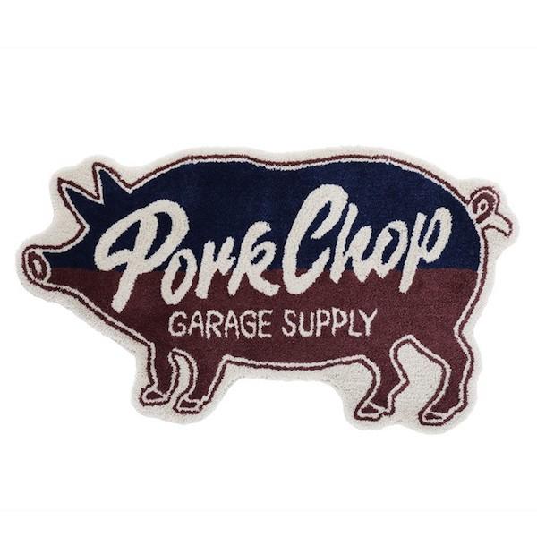 PORKCHOP GARAGE SUPPLY PORK RUG