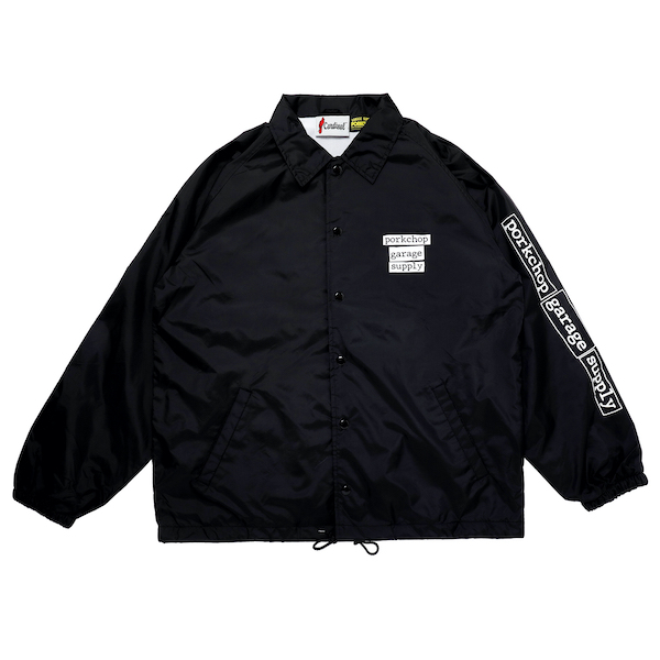PORKCHOP GARAGE SUPPLY SPEED SLAVE COACH JKT