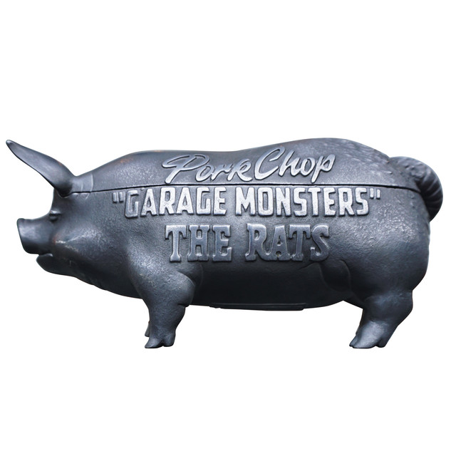PORKCHOP GARAGE SUPPLY GARAGE MONSTERS STORAGE