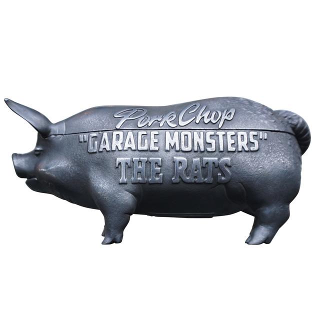 PORKCHOP GARAGE SUPPLY GARAGE MONSTERS STORAGE