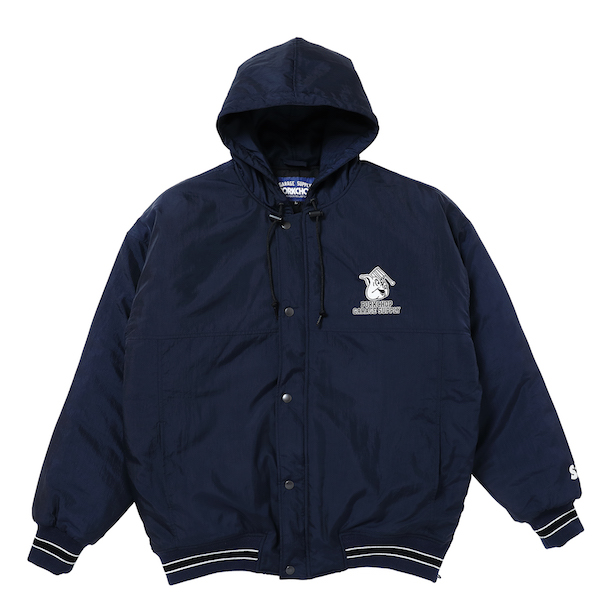 PORKCHOP GARAGE SUPPLY HOOD STADIUM JKT