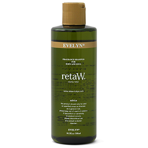 retaW Fragrance Body Shampoo ALLEN EVELYN BARNEY NATURAL MYSTIC
