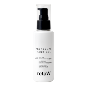 retaW Fragrance Hand Gel ALLEN