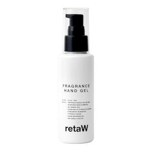retaW Fragrance Hand Gel ALLEN