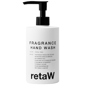 retaW Fragrance Hand Wash ALLEN EVELYN