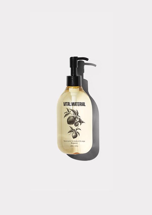 VITAL MATERIAL HAND & BODY SOAP