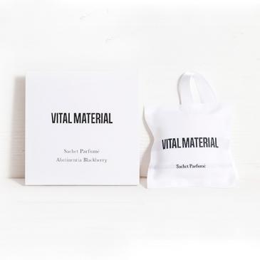 VITAL MATERIAL SOY WAX SACHET